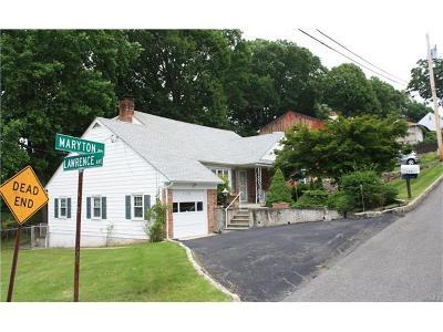 White Plains Single Family Home For Sale: 138 Maryton Road