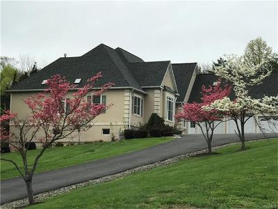 Chester Single Family Home For Sale: 15 Saddle Hill Road