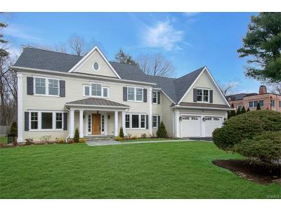 Scarsdale Single Family Home For Sale: 1 Ogden Road