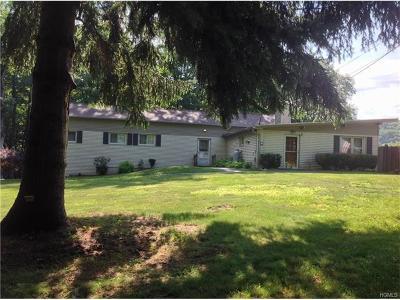 Warwick Single Family Home For Sale: 37 Cascade Lake Road