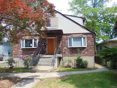 Yonkers Multi Family 2-4 For Sale: 1566 Nepperhan Avenue