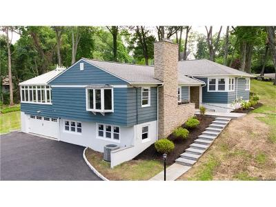 Scarsdale Single Family Home For Sale: 9 Rock Hill Lane