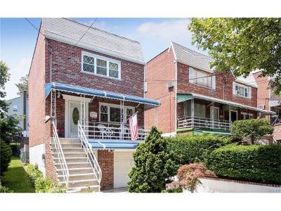 Bronx Single Family Home For Sale: 2419 Kingsland Avenue