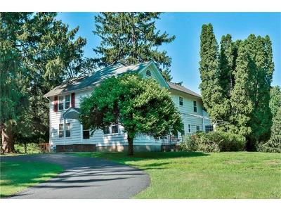 Single Family Home For Sale: 323 Buena Vista Road