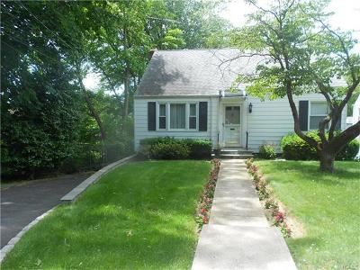 Yonkers Single Family Home For Sale: 1 Beverly Road