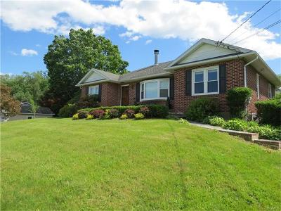 Chester Single Family Home For Sale: 34 Maple Avenue