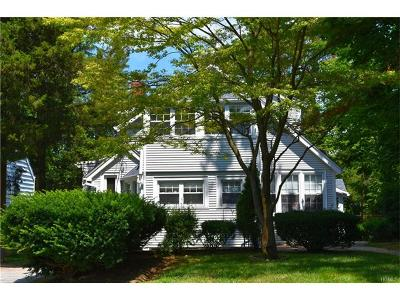 White Plains Single Family Home For Sale: 12 Westview Avenue