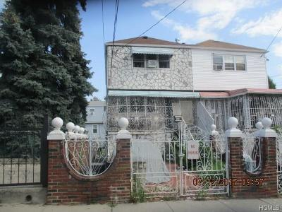 Bronx Single Family Home For Sale: 1893 Lacombe Avenue