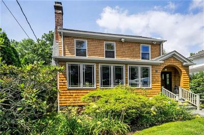 Larchmont Single Family Home For Sale: 6 Kilmer Road