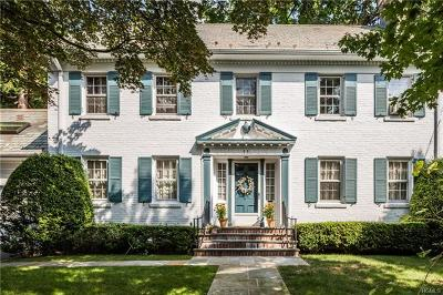 Bronxville Single Family Home For Sale: 11 Colonial Road