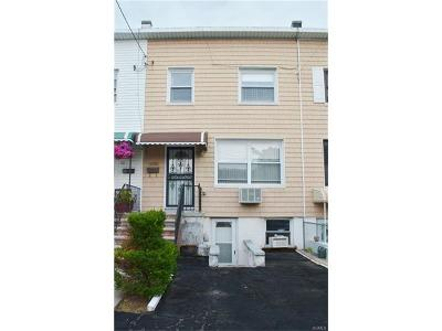 Bronx NY Single Family Home Sold: $450,000