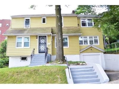 White Plains Single Family Home For Sale: 53 Chatterton Avenue
