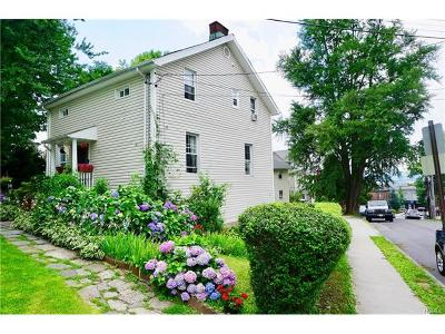 Tarrytown Single Family Home For Sale: 36 Hamilton Place