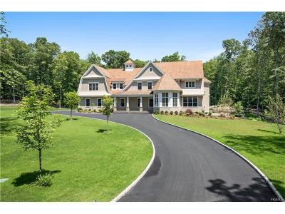 Pound Ridge Single Family Home For Sale: 19 Sarles Road