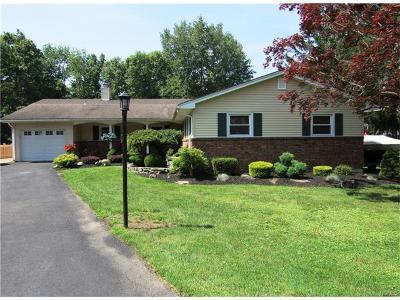 Goshen Single Family Home For Sale: 23 Knapp Terrace