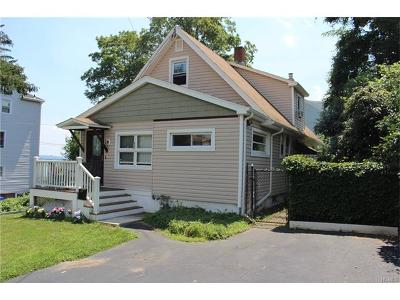 Nyack Single Family Home For Sale: 5 1st Avenue