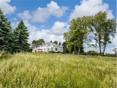 Dutchess County Single Family Home For Sale: 450 North Tower Hill Road