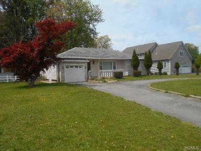 Middletown Single Family Home For Sale: 1979 Goshen Turnpike
