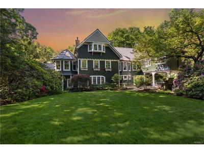 Briarcliff Manor Single Family Home For Sale: 148 Tower Hill Road