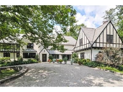 Scarsdale Single Family Home For Sale: 72 Mamaroneck Road