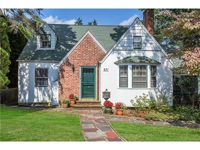 Yonkers Single Family Home For Sale: 451 Odell Avenue