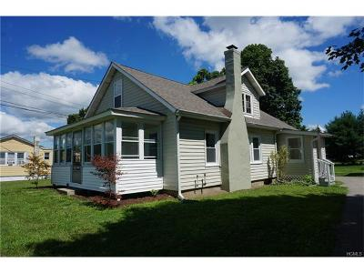 Pine Plains Single Family Home For Sale: 2795 Church Street