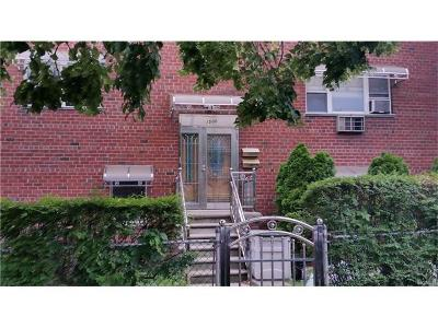 Bronx Multi Family 2-4 For Sale: 1500 East 222nd Street