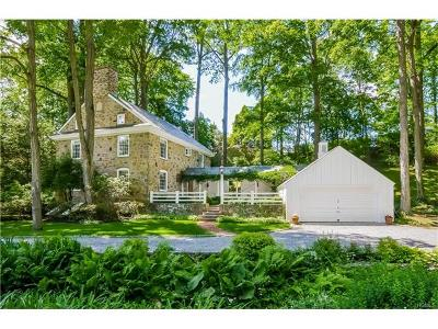 Scarsdale Single Family Home For Sale: 195 Fox Meadow Road