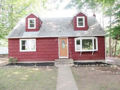 Single Family Home Contract: 23 Palisades Road