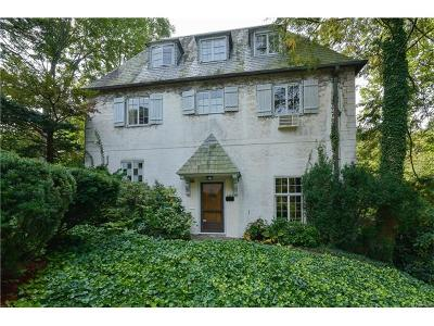 Bronxville Single Family Home For Sale: 6 Normandy Road
