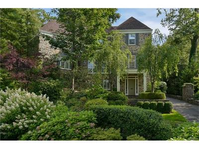 Bronxville Single Family Home For Sale: 9 Crows Nest Road