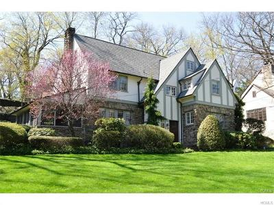 Bronxville Single Family Home For Sale: 133 West Pondfield Road