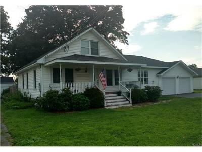 Warwick Single Family Home For Sale: 89 County Route 1a