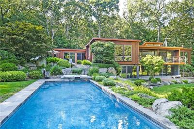 Pound Ridge Single Family Home For Sale: 14 East Cradle Rock Road