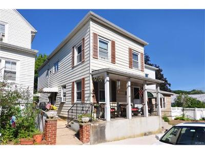 Dobbs Ferry Multi Family 2-4 For Sale: 14 Ogden Avenue