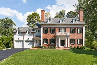 Scarsdale Single Family Home For Sale: 146 Fox Meadow Road
