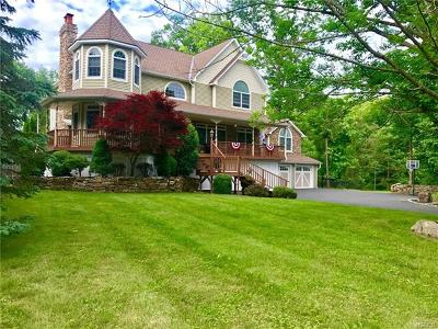 Stony Point Single Family Home For Sale: 315 Gate Hill Road/Route 210