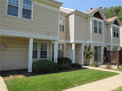 Chester Condo/Townhouse For Sale: 3118 Whispering Hills