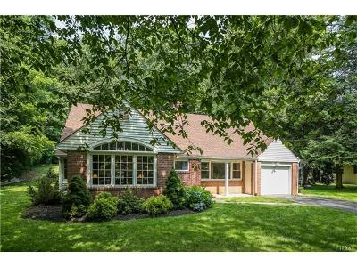 Scarsdale Single Family Home For Sale: 348 Old Army Road