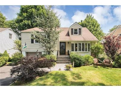 Scarsdale Single Family Home For Sale: 137 Hilburn Road