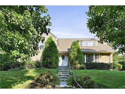 Scarsdale Single Family Home For Sale: 26 Fox Meadow Road