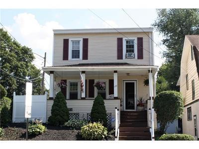 Newburgh Single Family Home For Sale: 351 3rd Street