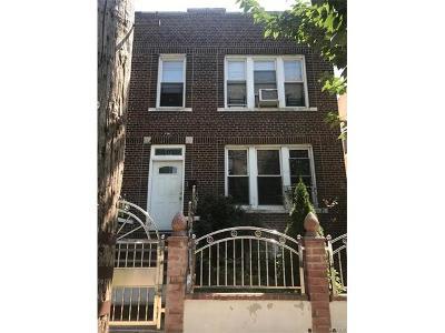 Bronx Multi Family 2-4 For Sale: 512 Commonwealth Avenue