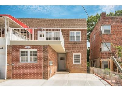 Bronx Multi Family 2-4 For Sale: 2340 Matthews Avenue