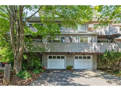 Tappan Condo/Townhouse For Sale: 64 Hickory Hill Lane