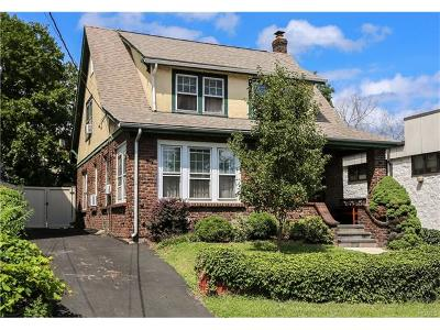 Nyack NY Single Family Home For Sale: $375,000