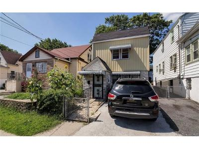 Bronx Single Family Home For Sale: 2821 Bruner Avenue