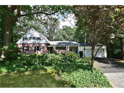Westchester County Single Family Home For Sale: 173 Highridge Road