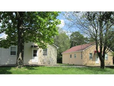 Wurtsboro Single Family Home For Sale: 516 County Route 56