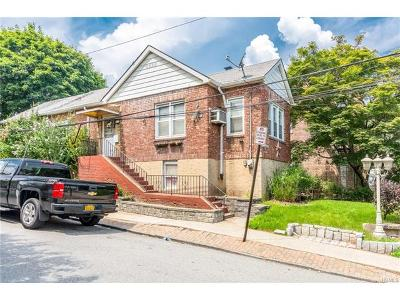 Yonkers Single Family Home For Sale: 38 Palmer Road
